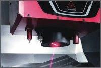 Lasertec 75 Shape umožňuje vytváření textur 3D laserovou erozí materiálu po jednotlivých vrstvách