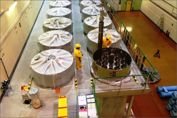 Posláním SÚRAO je zajišťovat bezpečné nakládání s radioaktivními odpady