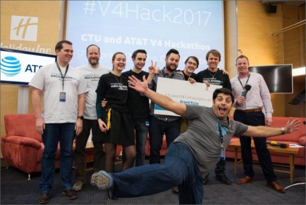Středoevropský Hackathon ocenil záchranu životů