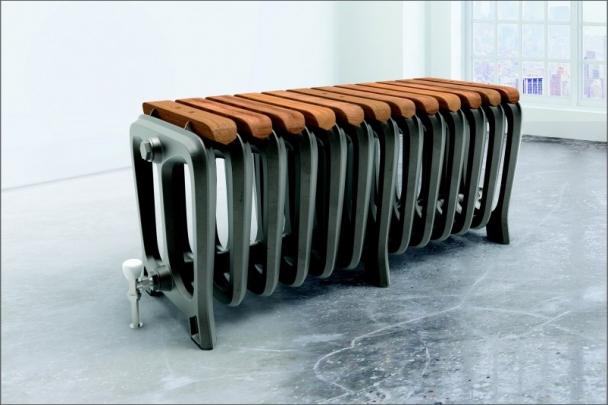 Vize budoucnosti v portfoliu radiátorů VIADRUS byla k vidění na designové přehlídce Prague Design Week