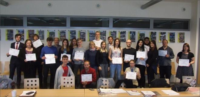 Vítězné projekty - DF HENNLICH 2017