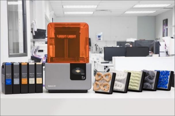 Nové dentální materiály pro 3D tisk