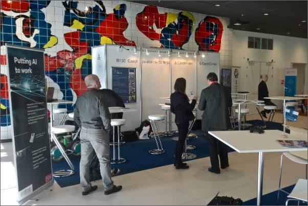 Česká robotika se představila v Nizozemsku