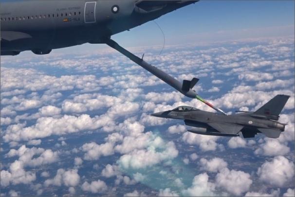 Airbus zvládá automatizované doplnění paliva během letu