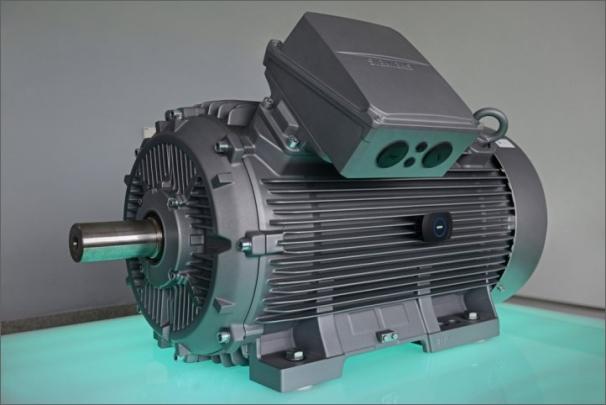 Motory jsou určeny pro těžký provoz (Severe Duty)