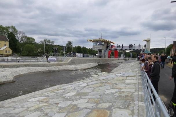 Podobu plavební komory v Hněvkovicích upravil výzkum odborníků z Fakulty stavební