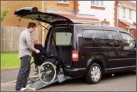 Bezbariérové vozy otevírají svět vozíčkářům
