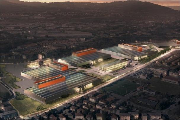 Aruba nyní na severu Itálie poblíž Milána staví nové datacentrum, které otevře v říjnu 2017. V rámci skupiny jde o sedmé datacentrum, v Itálii pak třetí.