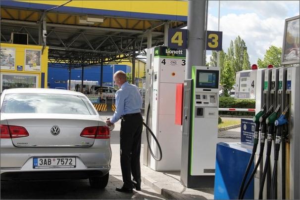 Bonett zahajuje provoz CNG stanic ve spolupráci s řetězcem MAKRO