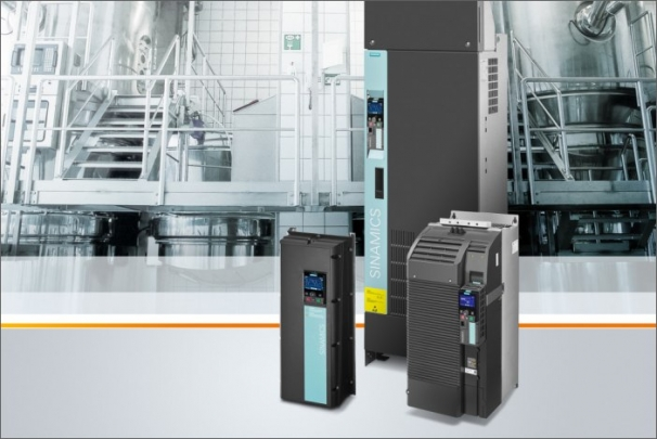 Nové výkonové moduly Siemens Sinamics G120P zvyšují energetickou účinnost
