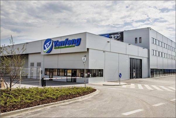 Yanfeng Automotive Interiors je atraktivním a významným zaměstnavatelem v regionu