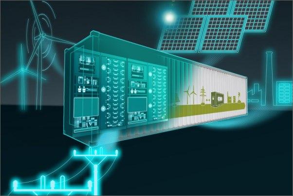 Český Siemens dodá největší bateriový akumulační systém v České republice