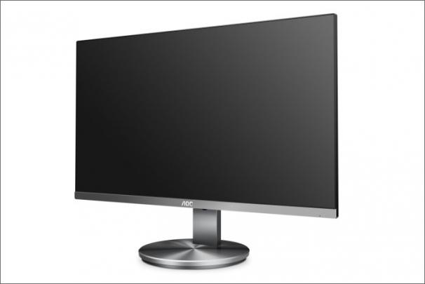 """AOC představuje novou řadu byznys monitorů s """"3stranným bezrámečkovým"""" designem"""