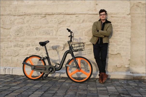 Daniel Kojnok a prototyp kola