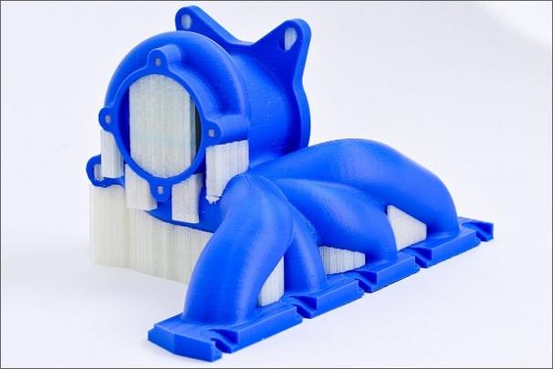 Verbatim přichází s novým podpůrným materiálem pro 3D tisk tvarově složitých objektů