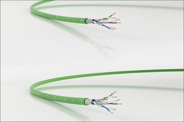 Kabely vynikají vysokou mechanickou odolností, vynikajícími přenosovými charakteristikami a aprobacemi UL
