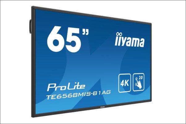 Modely nové řady 68 jsou vybaveny IPS LED panelem s anti-glare pokrytím