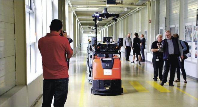 Tandem Toyota + Bosch – automatizace v praxi