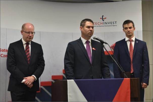 Ministr Jiří Havlíček se v Tokiu zúčastnil česko-japonského podnikatelského fóra
