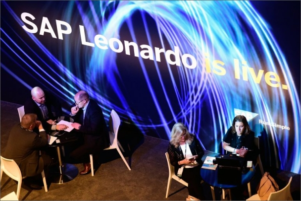 SAP Leonardo přináší novinky pro internet věcí