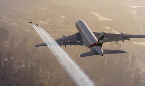 Reklama pro leteckou společnost