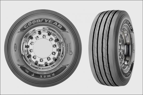 Alternativa TreadMax na návěsové pneumatiky pro vysoké zatížení vychází vstříc požadavkům trhu