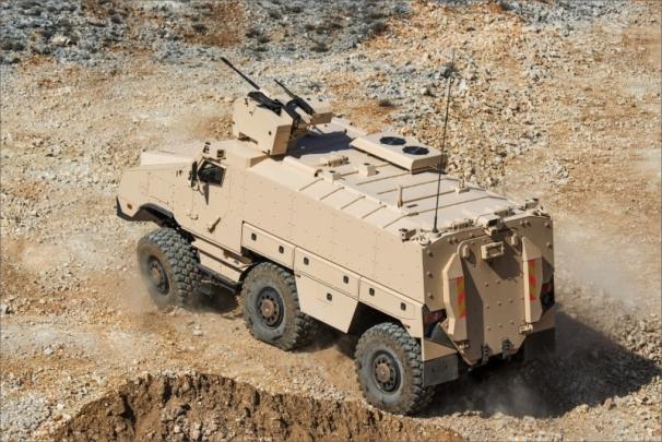 Vozidla TITUS bude Armáda České republiky využívat při plnění úkolů a misí v zahraničí i na území ČR