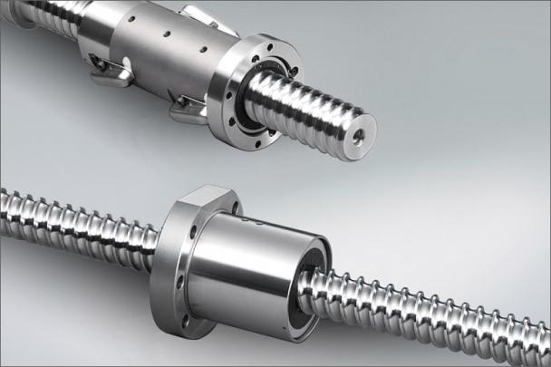Kuličkové šrouby HTF od firmy NSK jsou ideální pro vysoce výkonné systémy pohonů používané pro uzavírání forem elektrických vstřikovacích lisů