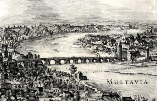 Praha se stala honosným a reprezentativním centrem Svaté říše římské.