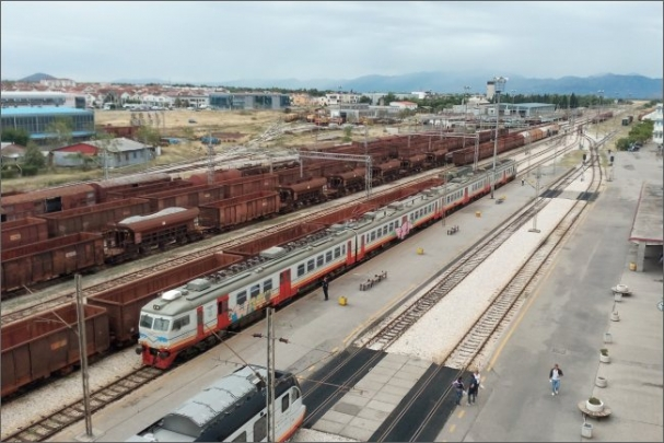 Železniční stanice Podgorica