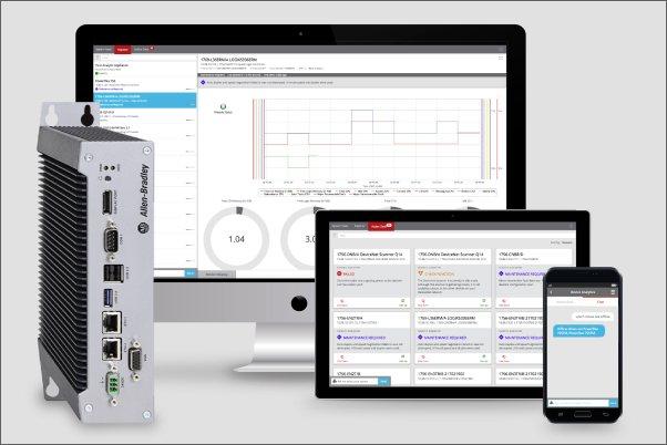 Rockwell Automation nabízí nové nástroje pro okamžitou analytiku zařízení a spolupráci ve výrobní hale