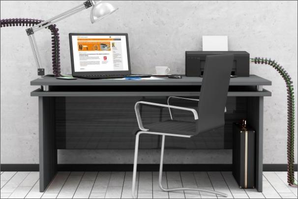 Pomocí magnetického připevňovacího prvku lze řetěz během několika sekund flexibilně připevnit na nábytek nebo třeba na zeď