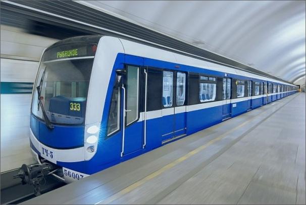 Nejnovější soupravy metra jsou vyráběny podle technologií a know-how společnosti Škoda Transportation