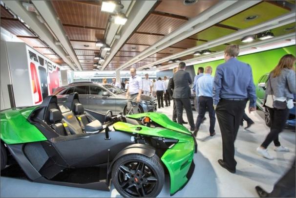 Budoucnost automobilového průmyslu na dosah