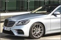 Modernizovaný Mercedes třídy S