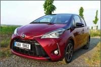 Toyota Yaris 1,5 VVT-iE v přepracovaném provedení