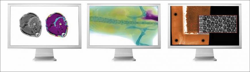 """Unikátní zobrazovací detektory, které vidí """"barvy"""""""