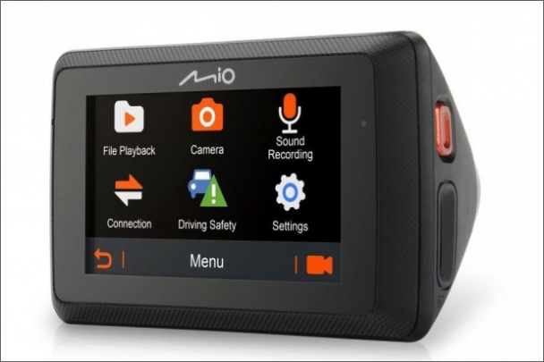 Nová kamera do auta Mio MiVue 785