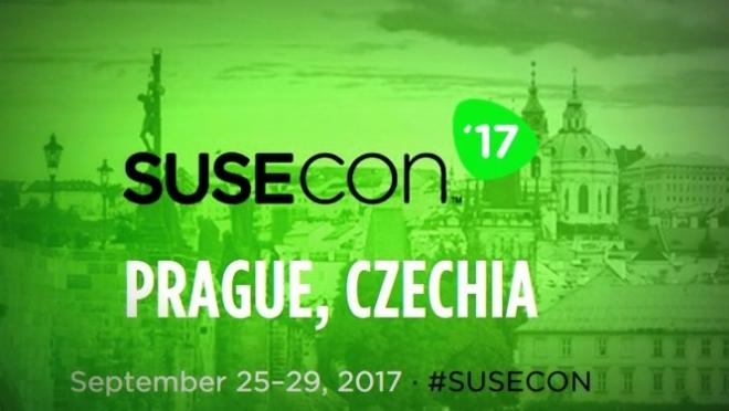 SUSECON 2017 v Praze