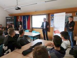 Motivační program Prokopa Diviše pro studenty vstupuje do 2. ročníku
