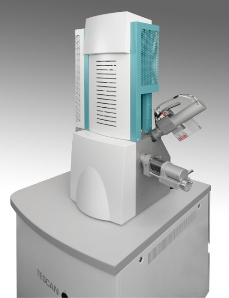 Elektronový mikroskop TESCAN VEGA3