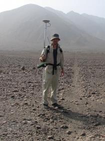 Výstava na Fakultě stavební ČVUT přibližuje výzkum v Peru na planině Nasca