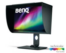 Profesionální 4K UHD monitor BenQ SW271 s HDR