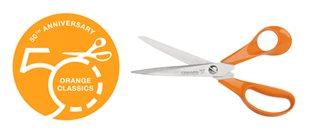 Nůžky s oranžovou rukojetí letos slaví své 50. výročí