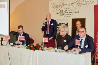Úvodní proslov Jindřicha Kotyzy, jednatele a ředitele Linde MH