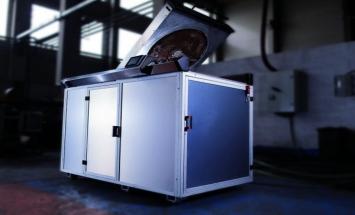 Zařízení Converter nabízí možnost přeměny infekčního, případně i komunálního odpadu na palivo s výhřevností hnědého uhlí.