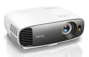 BenQ představuje první cenově dostupný projektor pro domácí kino se skutečným rozlišením 4K UHD a funkcí HDR