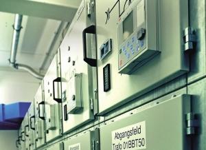 Skříňové rozvaděče střídavé strany 10 kV