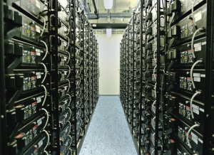 Stojany s Li-Ion akumulátory technologie LMO