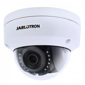 Společnost Jablotron představila na tiskové konferenci v nově otevřeném pražském showroomu videoverifikační IP kamery